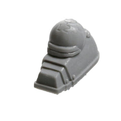 Warhammer 40K Forgeworld Space Marines Night Lords Contemptor Foot Left Stepping
