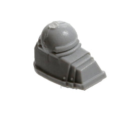 Warhammer 40K Forgeworld Space Marines Iron Hands Contemptor Foot Right Stepping