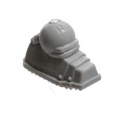 Warhammer 40K Forgeworld Space Marines Night Lords Contemptor Foot Right Stepping