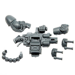 Warhammer 40K Space Marine Deathwatch Kill Team Frag Canon