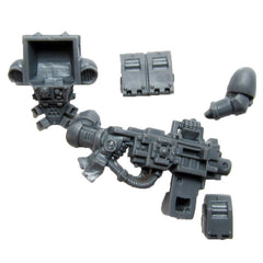 Warhammer 40K Space Marine Sternguard Heavy Bolter Bits