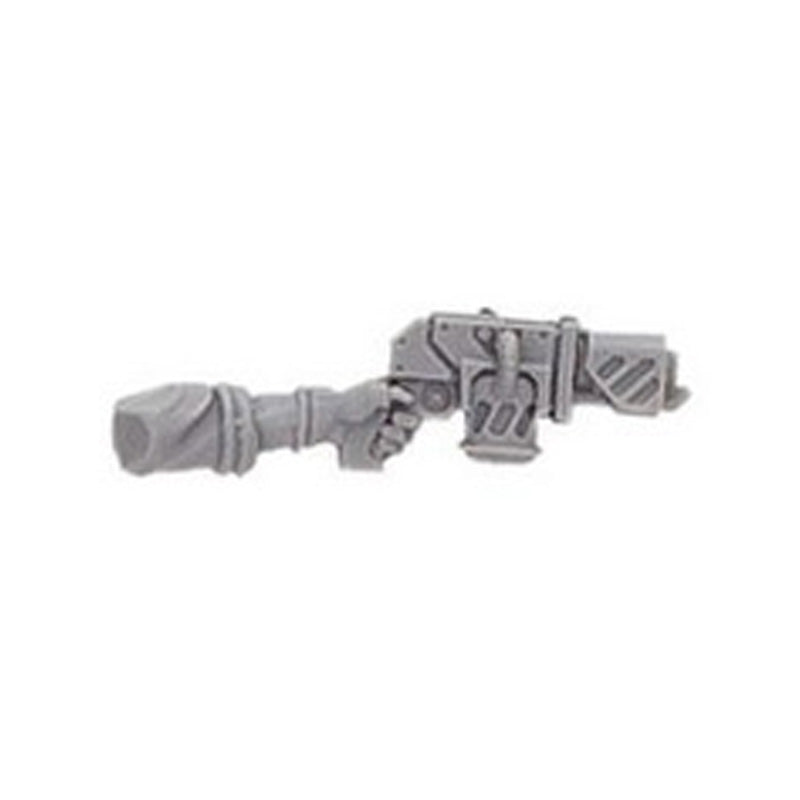Necromunda Orlock Weapons Set 1 Hand Flamer A