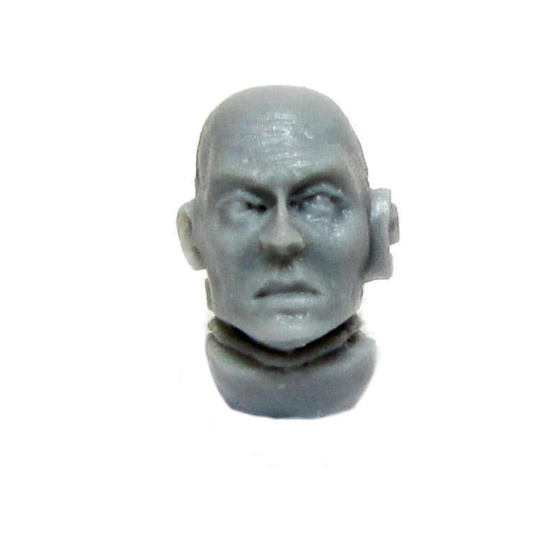 Warhammer 40K Forgeworld Space Marines Alpha Legion Armillus Dynat Head Bare