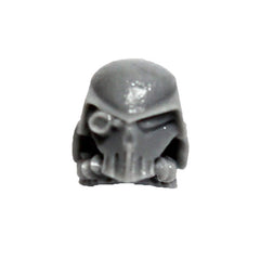Warhammer 40K Forgeworld  Iron Warriors Tyrant Siege Terminators Head Helmet A