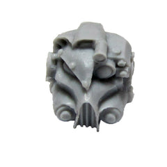 Warhammer 40K Space Marine Forgeworld Iron Hands Gorgon Terminator Head A