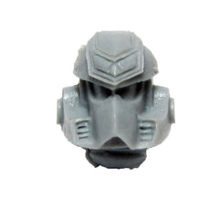Warhammer 40K Forgeworld Imperial Fists Phalanx Warder Head Helmet A