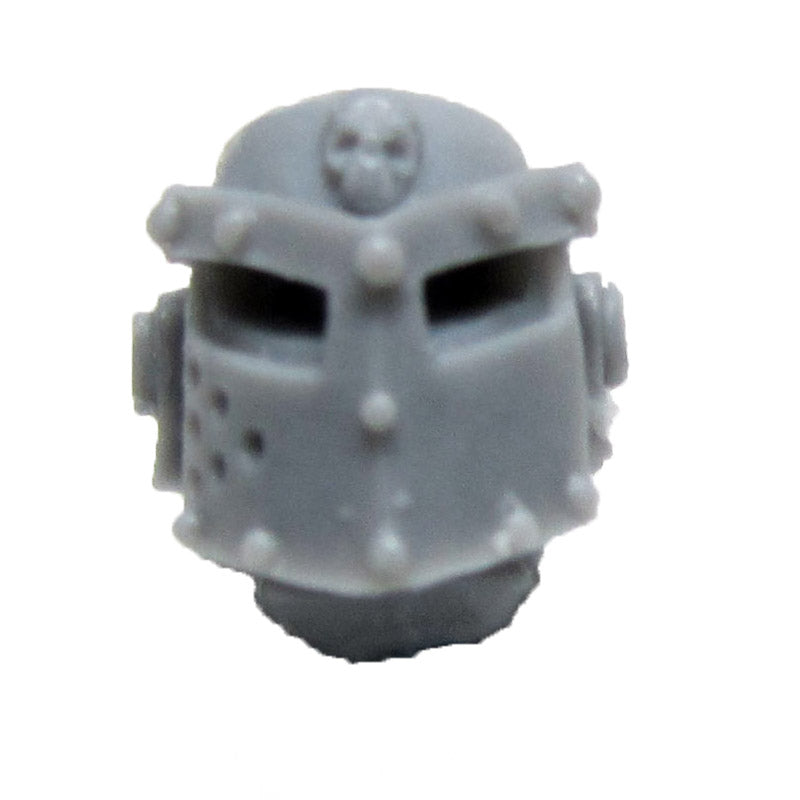 Warhammer 40K Space Marines Forgeworld Legion MKIII Command Head Helmet A Bits