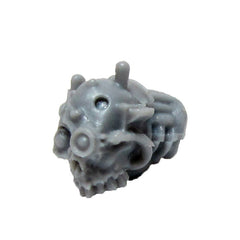 Warhammer 40K Forgeworld Mechanicum Scyllax Guardian Head A