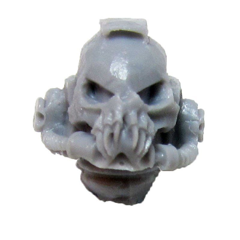 Warhammer 40k Forgeworld Chaos Space Marines Night Lords Terror Squad Head A