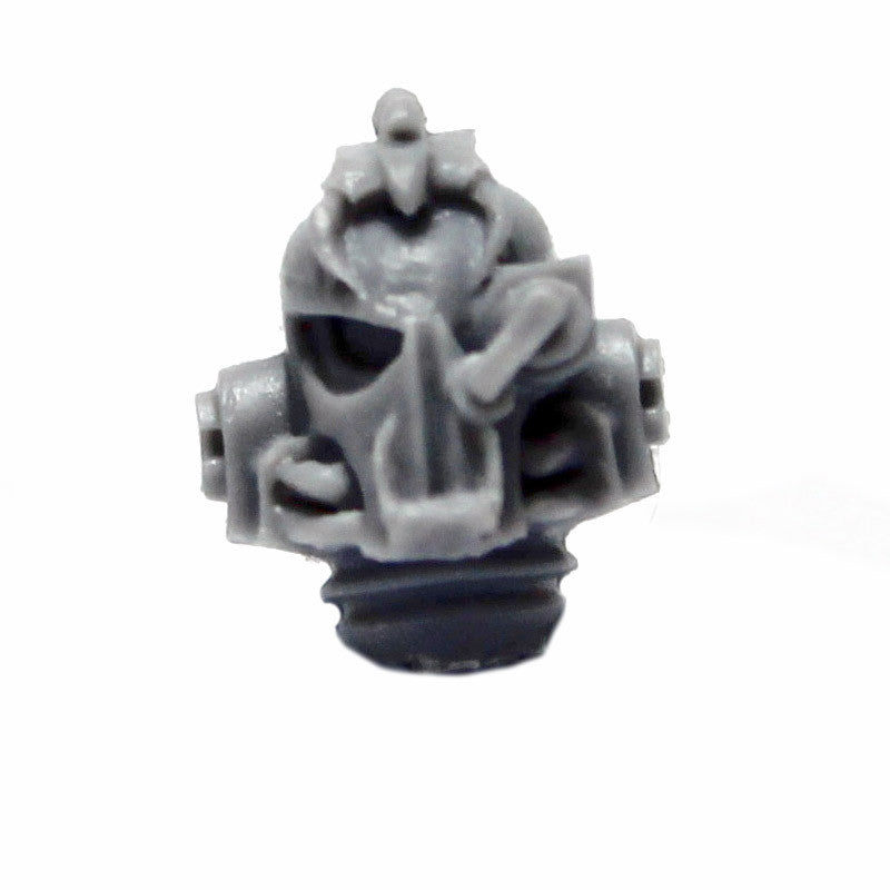 Warhammer 40K Forgeworld Space Marines Alpha Legion Head Hunter Head Helmet A
