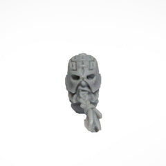 Warhammer 40K Marines Forgeworld Space Wolves Grey Slayers Upgrade Head Bare A