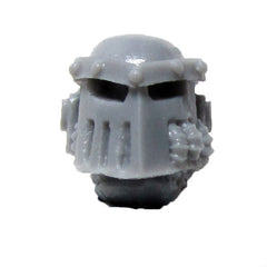 Warhammer 40K Space Marine Forgeworld Iron Hands MKIII Head Helmet A Upgrade