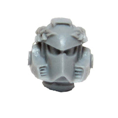 Warhammer 40K Forgeworld Imperial Fists Command Squad Head Helmet B