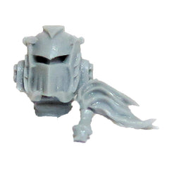 Warhammer 40K Forgeworld Space Marines White Scars MKII Head Helmet B