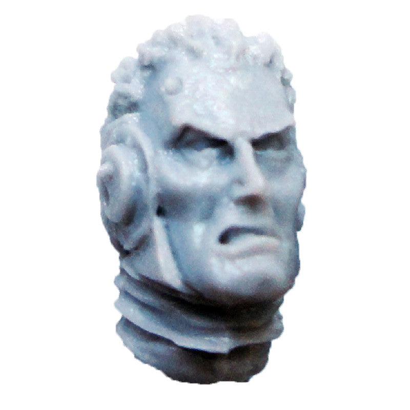Warhammer 40K Forgeworld Emperors Children Head Bare B Upgrade