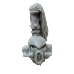 Warhammer 40K Chaos Space Noise Marine Emperors Children Head B Finecast Bits