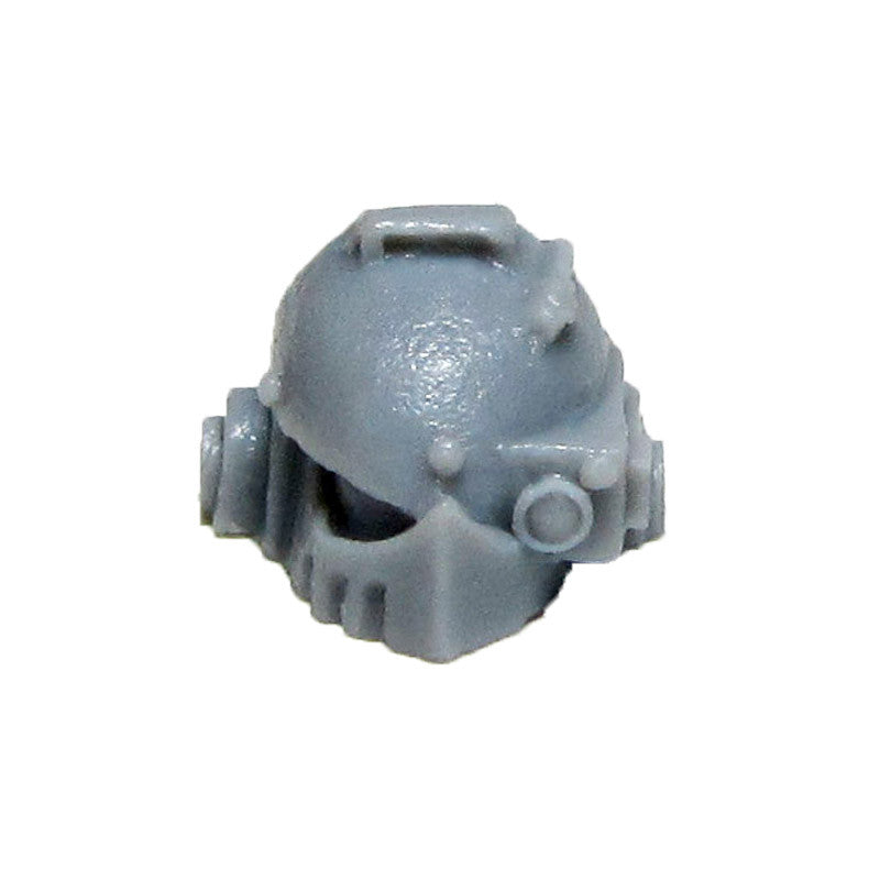 Warhammer 40k Forgeworld Grave Wardens Head B Bits Death Guard