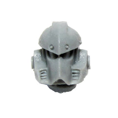 Warhammer 40K Forgeworld Imperial Fists Phalanx Warder Head Helmet B