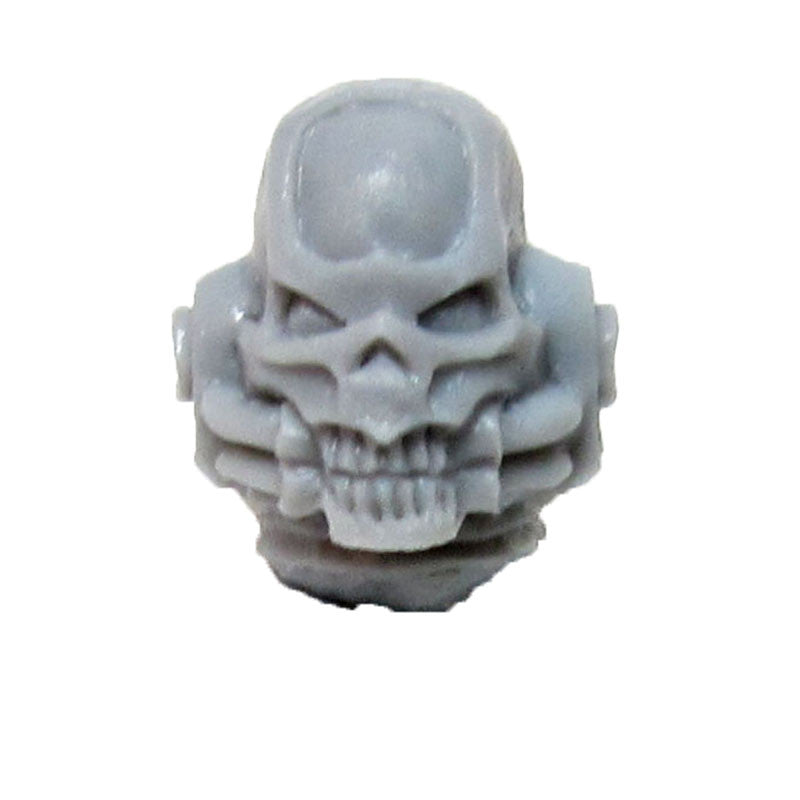 Warhammer 40k Forgeworld Chaos Space Marines Night Lords Terror Squad Head B