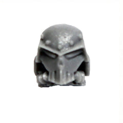 Warhammer 40K Forgeworld Iron Warriors Tyrant Siege Terminators Head Helmet B