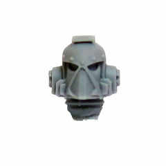 Warhammer 40K Forgeworld Space Marines Alpha Legion Head Helmet B Upgrade
