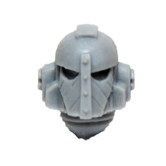 Warhammer 40K Chaos Space Marine Iron Warriors MKII Head Helmet B