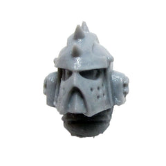Warhammer 40K Forgeworld Sons of Horus MKIV Head Helmet B Bits