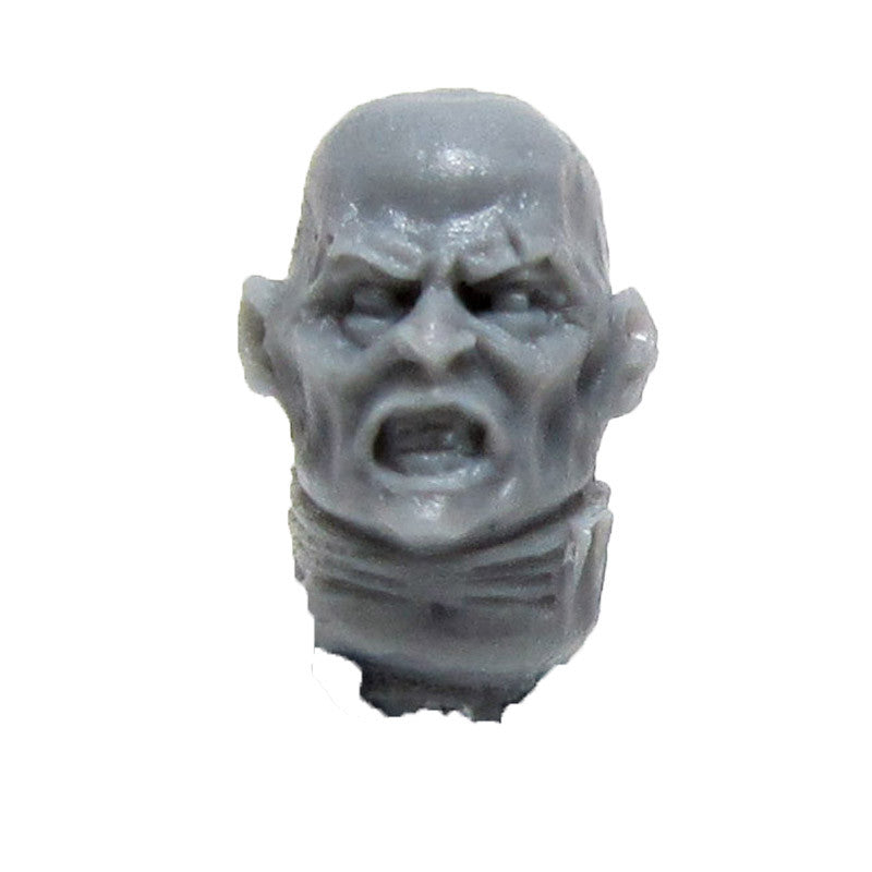 Warhammer 40K Space Marines Forgeworld Legion MKII Command Head Bare B Bits