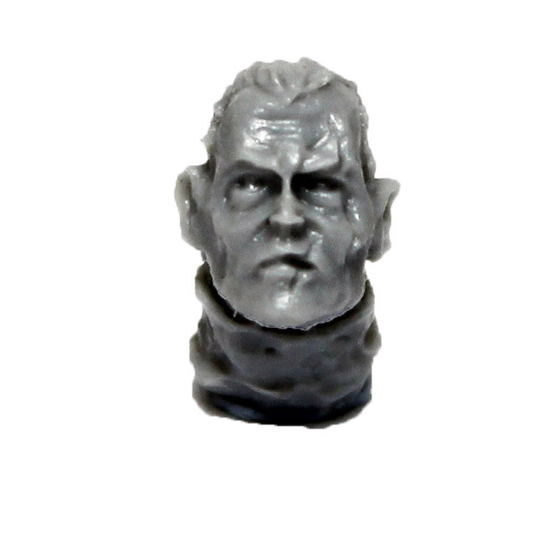 Warhammer 40K Forgeworld Space Marines Night Lords Sevatar Head Bare