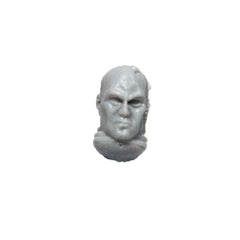 Warhammer 40K Forgeworld Space Marines Dark Angels Praetor Terminator Head Bare