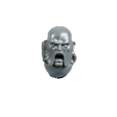 Warhammer 40K Space Marine Deathwatch Kill Team Head Bare B