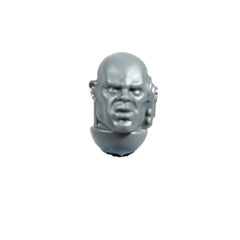 Warhammer 40K Space Marine Deathwatch Kill Team Head Bare D