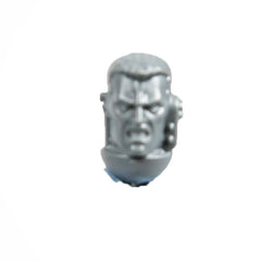 Warhammer 40K Space Marine Deathwatch Kill Team Head Bare F