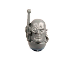 Warhammer 40K Space Marine Deathwatch Kill Team Head Bare G