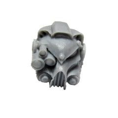 Warhammer 40K Space Marine Forgeworld Iron Hands Gorgon Terminator Head C