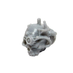 Warhammer 40K Forgeworld Mechanicum Scyllax Guardian Head C