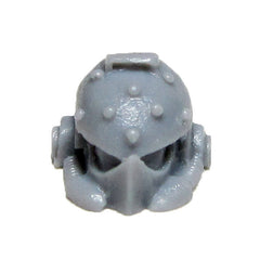 Warhammer 40k Forgeworld Grave Wardens Head C Bits Death Guard