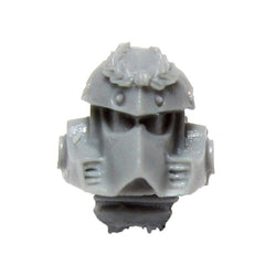Warhammer 40K Forgeworld Imperial Fists Phalanx Warder Head Helmet C