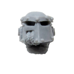 Warhammer 40K Space Marine Forgeworld Iron Hands MKIII Head Helmet C Bits