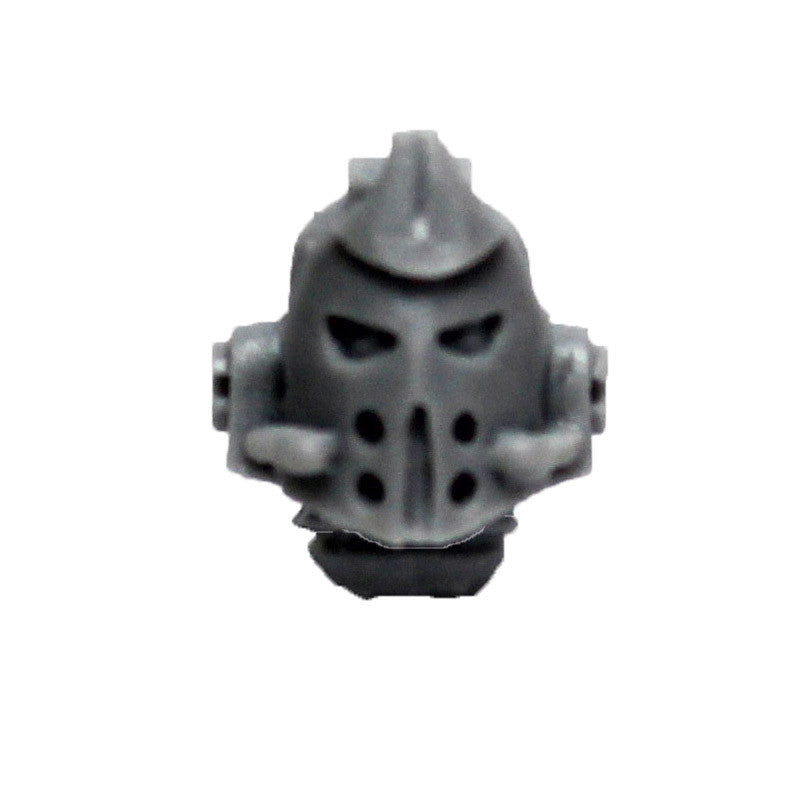 Warhammer 40K Chaos Space Marine Thousand Sons Head Helmet D Upgrade Bits
