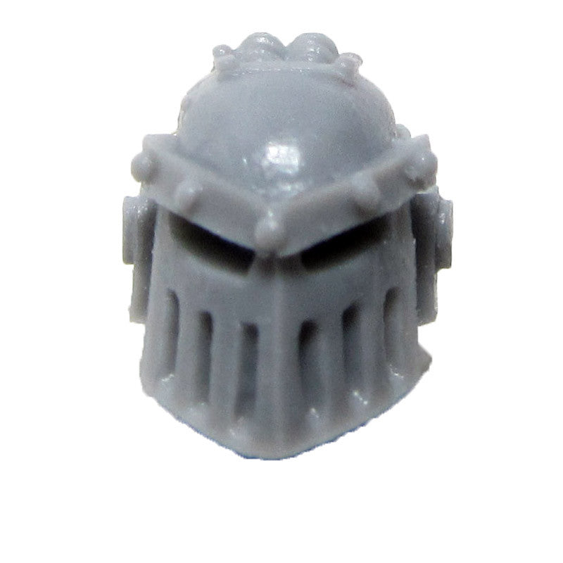 Warhammer 40K Space Marine Forgeworld Iron Hands MKIII Head Helmet D Upgrade