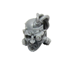Warhammer 40K Space Marine Forgeworld Iron Hands Gorgon Terminator Head D