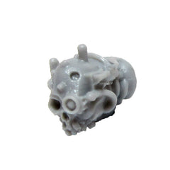 Warhammer 40K Forgeworld Mechanicum Scyllax Guardian Head D