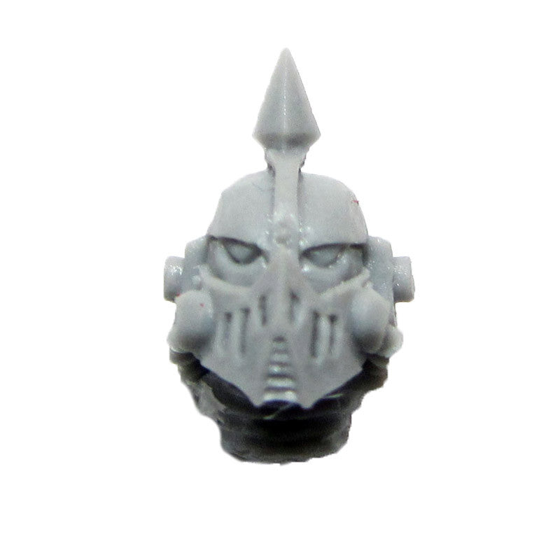 Warhammer 40k Forgeworld Chaos Space Marines Death Guard Nurgle MKIII Head D