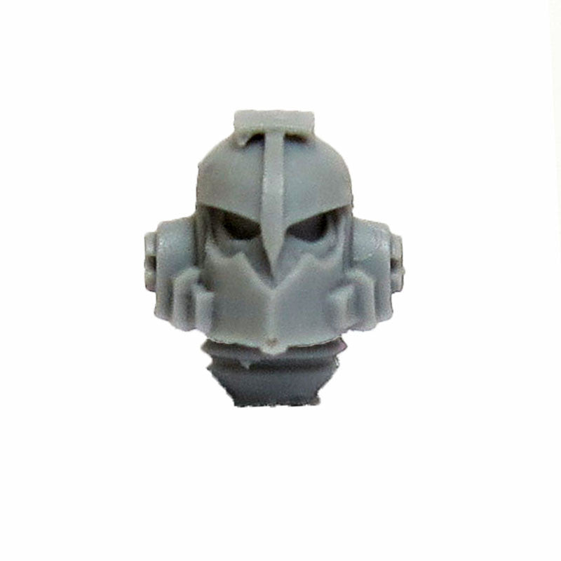 Warhammer 40K Forgeworld Space Marines Alpha Legion Head Helmet D Upgrade
