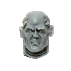 Warhammer 40K Space Marines Forgeworld Ultramarines Praetorian Head Bare D