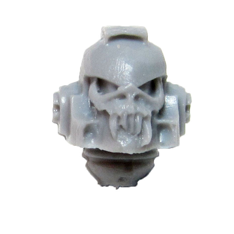 Warhammer 40k Forgeworld Chaos Space Marines Night Lords Terror Squad Head D