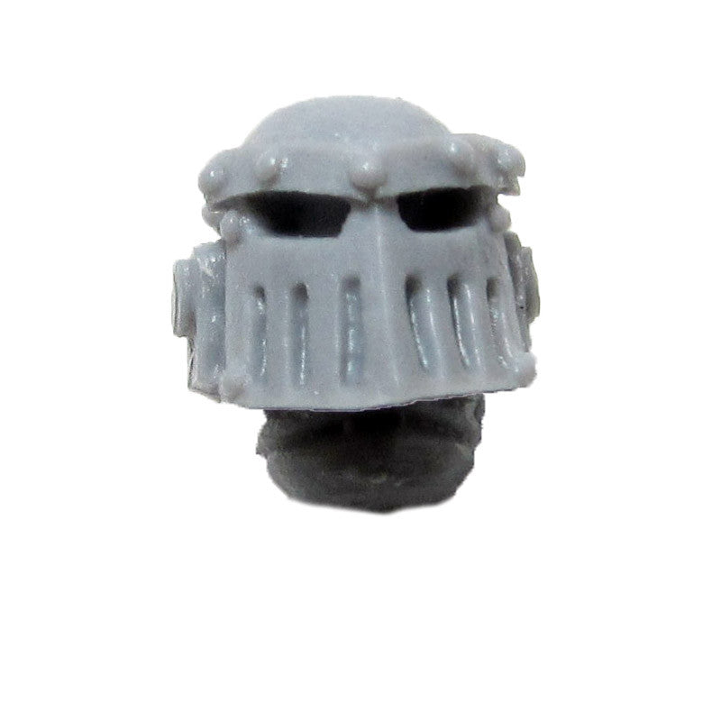 Warhammer 40K Space Marine Forgeworld Iron Hands MKIII Head Helmet D Bits