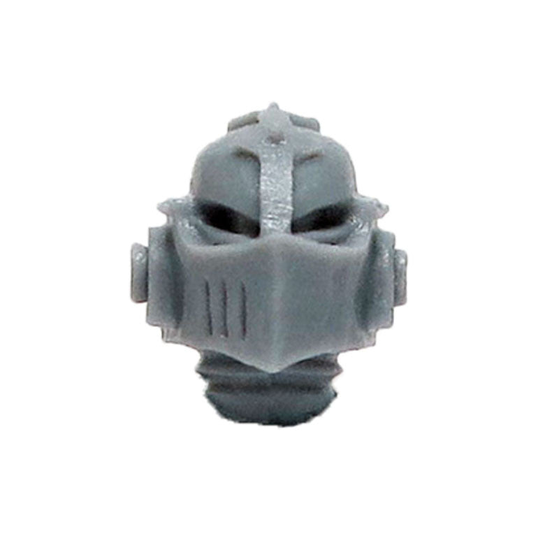Warhammer 40K Forgeworld Space Marines Dark Angels Head Helmet D Upgrade
