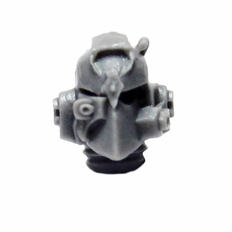 Warhammer 40K Forgeworld Space Marines Alpha Legion Head Hunter Head Helmet D